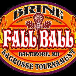 Small birne fall ball