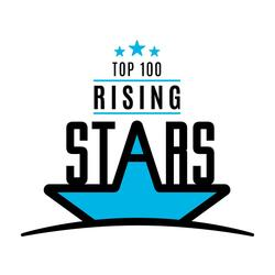 Small top 100 rising stars